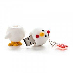 USB-stik med dyr