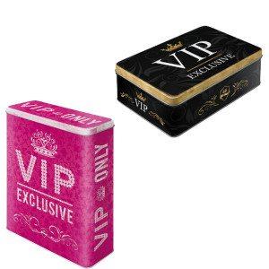 VIP-blikdåse
