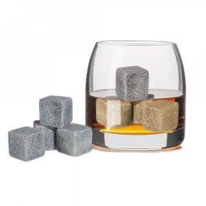 Whiskey Stones - 4 stk. kølende sten