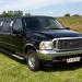 Limousinekørsel i SUV Ford Excursion for op til 8 personer - Midt-/Vestsjælland