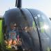 Rundflyvning i helikopter for 3 personer - Roskilde