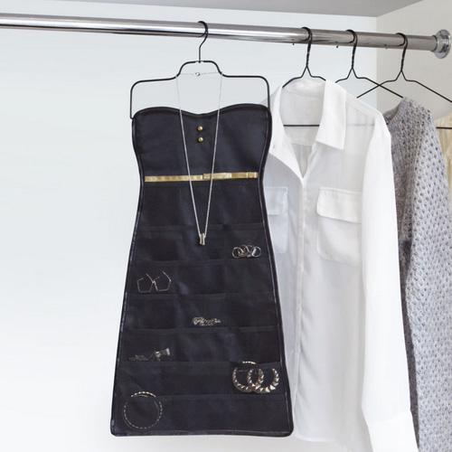 Image of   Fancy Black Dress til smykker