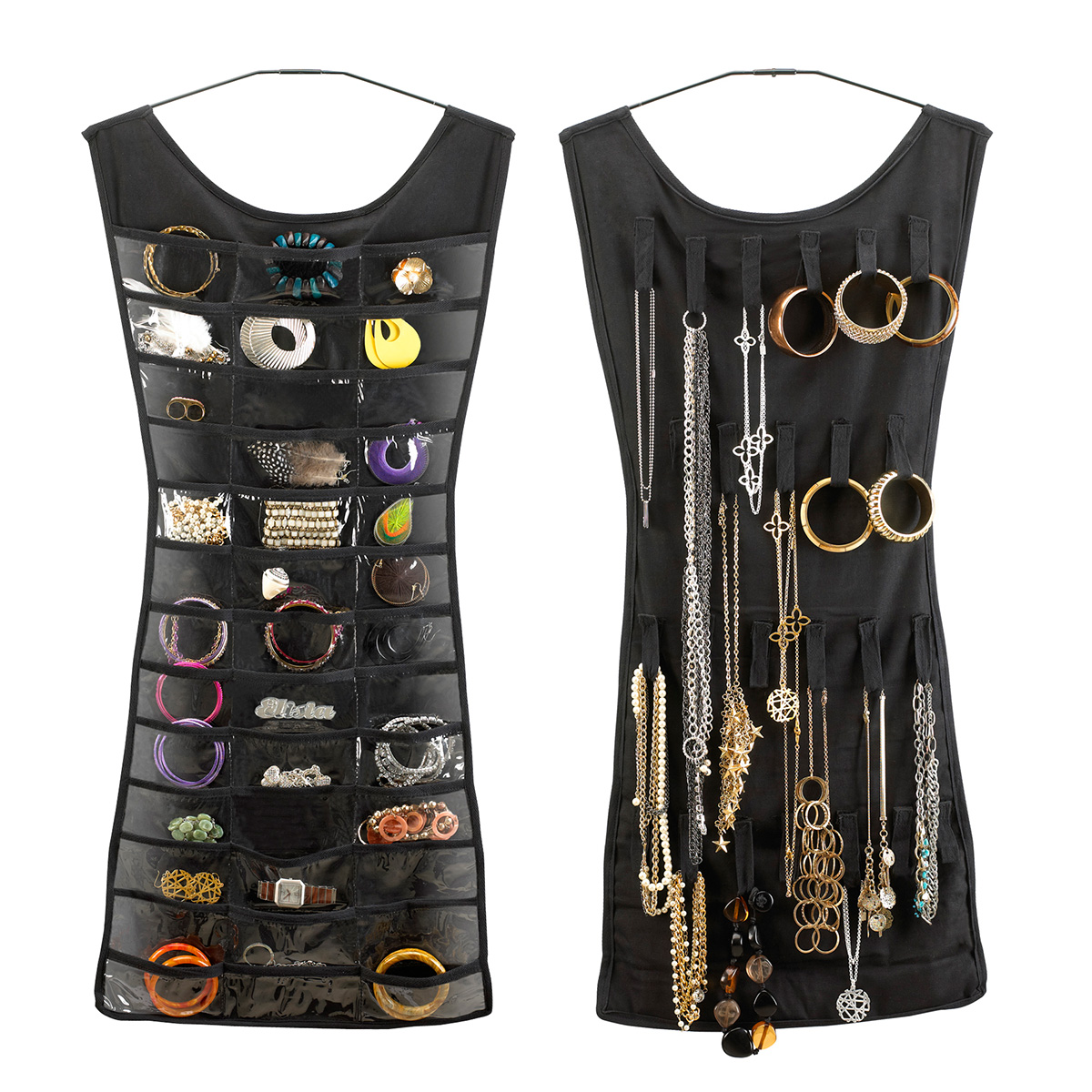 Image of   Little Black Dress til smykker
