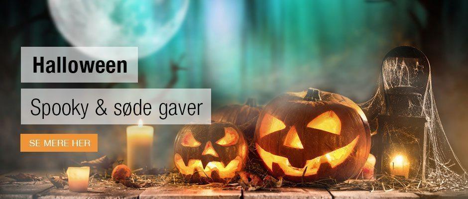 Gaver til halloween